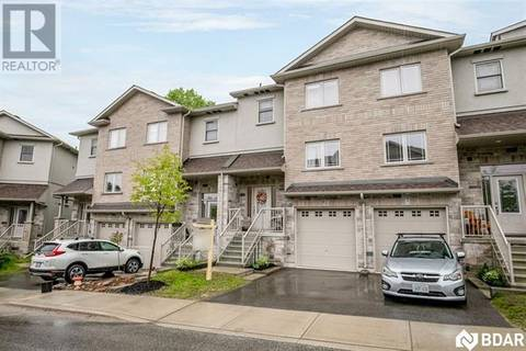 Townhouse for sale at 376 Blake St Unit 6 Barrie Ontario - MLS: 30740521