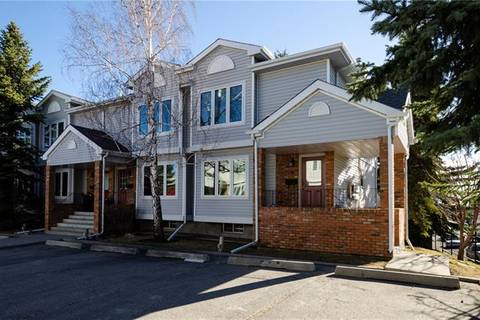 Townhouse for sale at 3906 19 Ave Southwest Unit 6 Calgary Alberta - MLS: C4236704
