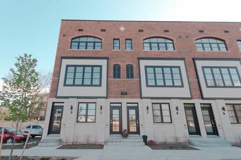 Townhouse for sale at 405 Plains Rd E Unit 6 Burlington Ontario - MLS: H4056325