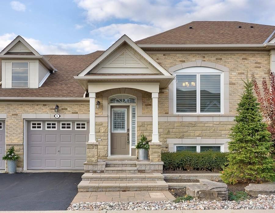 Townhouse for sale at 4400 Millcroft Park Dr Unit 6 Burlington Ontario - MLS: H4068922