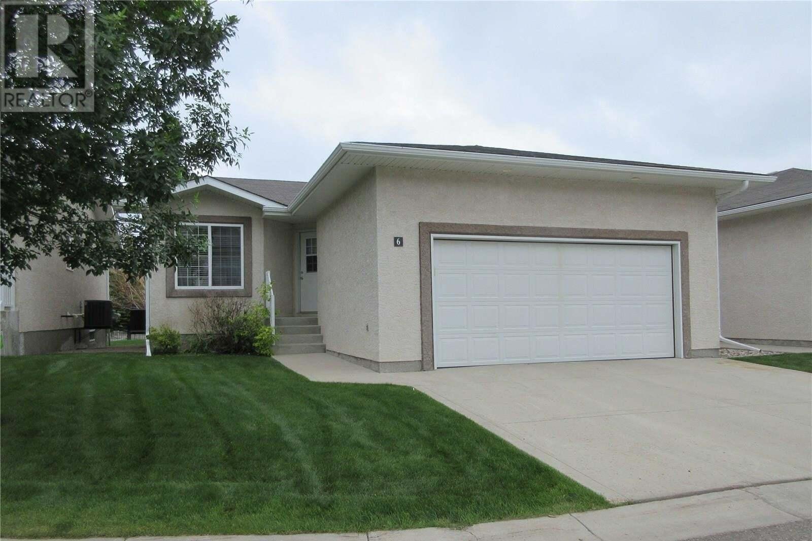 House for sale at 4425 Nicurity Dr Unit 6 Regina Saskatchewan - MLS: SK814497