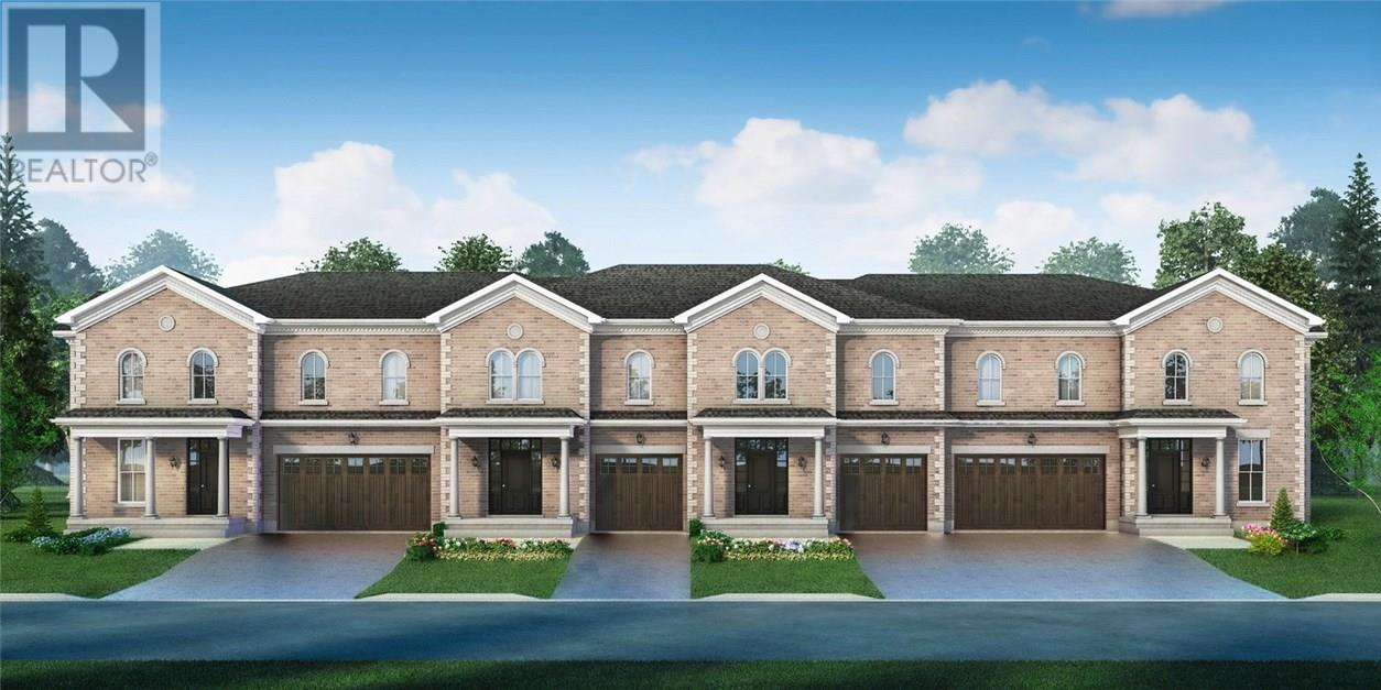 For Sale: 6 - 45 Blair Road, Cambridge, ON | 3 Bed, 3 Bath Townhouse for $939,900. See 6 photos!