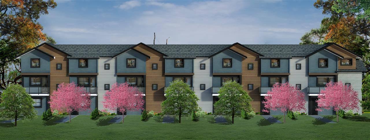 Buliding: 45608 Bernard Avenue, Chilliwack, BC