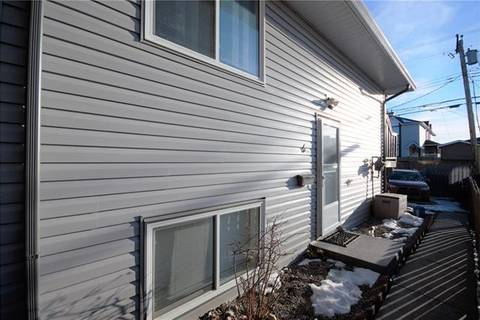 Townhouse for sale at 4615 73 St Northwest Unit 6 Calgary Alberta - MLS: C4233467