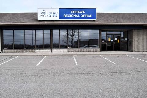 Commercial property for lease at 500 King St Apartment 6 Oshawa Ontario - MLS: E4651790