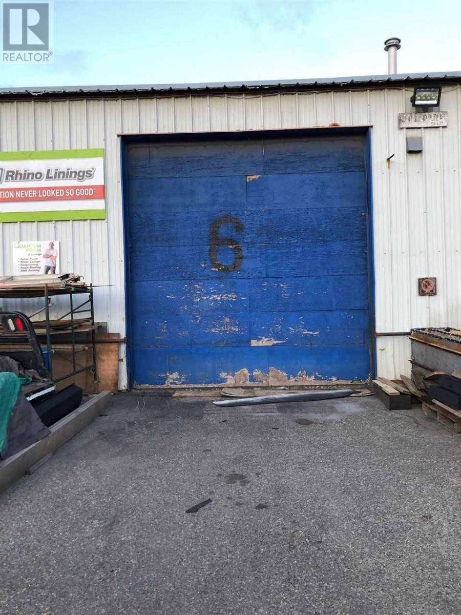 Commercial property for lease at 505 4th Ave Apartment 6 Pg City Central (zone 72) British Columbia - MLS: C8029206