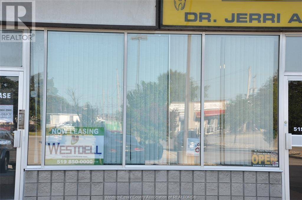Commercial property for lease at 5060 Tecumseh Rd East Apartment 6 Windsor Ontario - MLS: 20002115