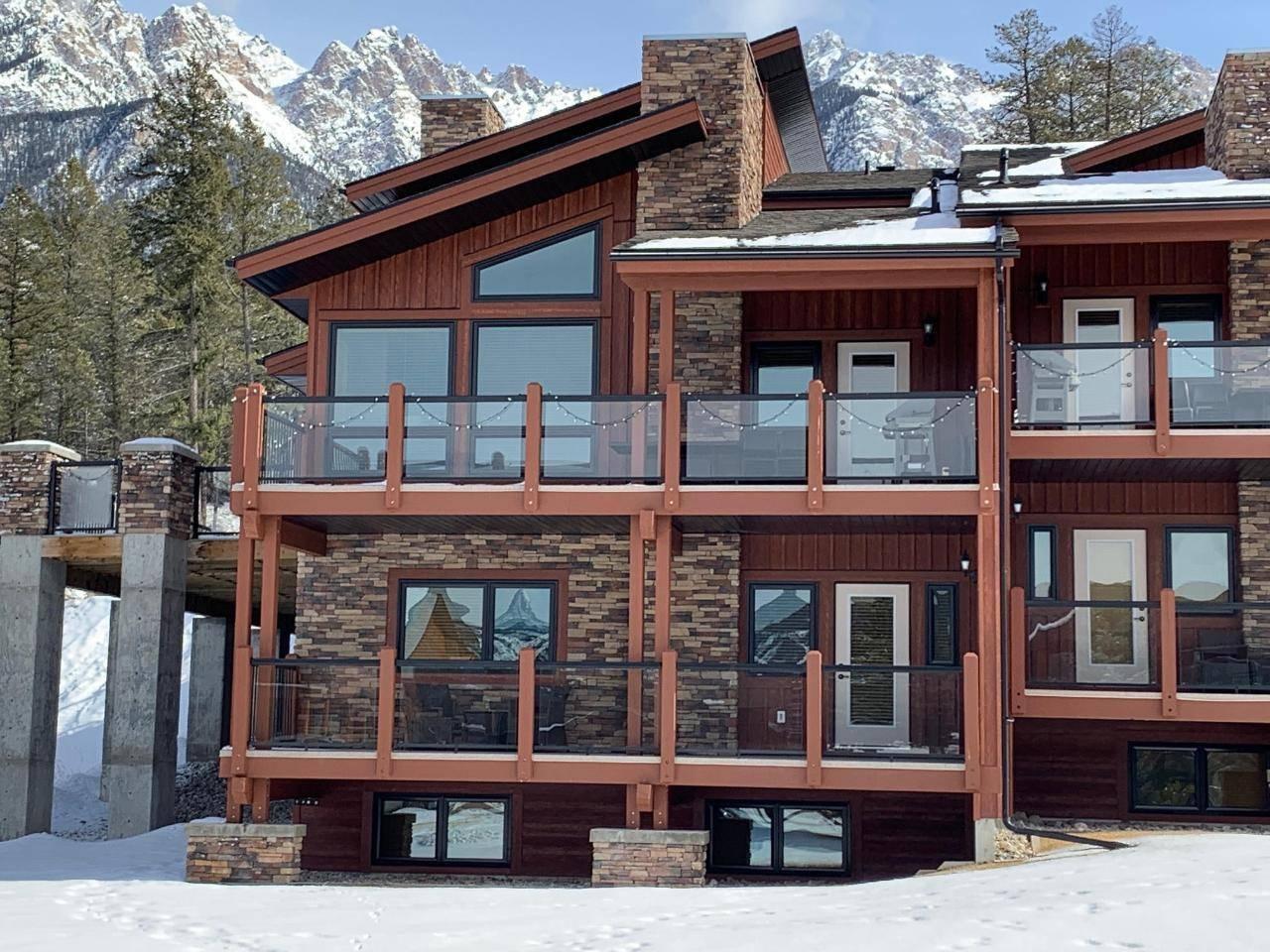Townhouse for sale at 5150 Fairway Drive  Unit 6 Fairmont/columbia Lake British Columbia - MLS: 2450625