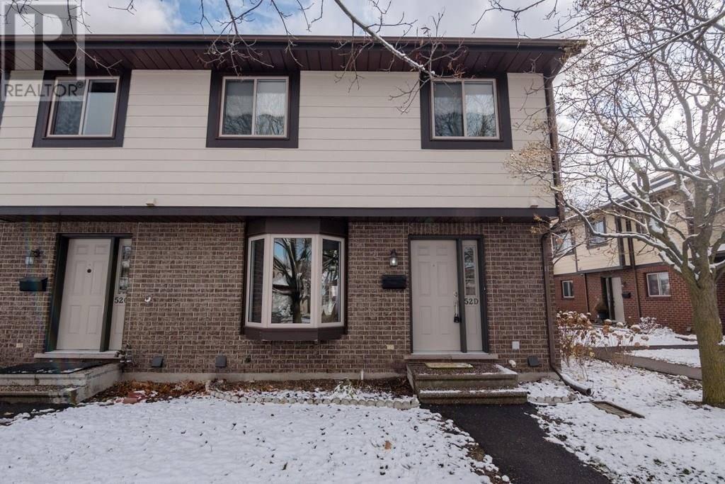 Townhouse for sale at 52 Medhurst Dr Unit 6 Ottawa Ontario - MLS: 1175117
