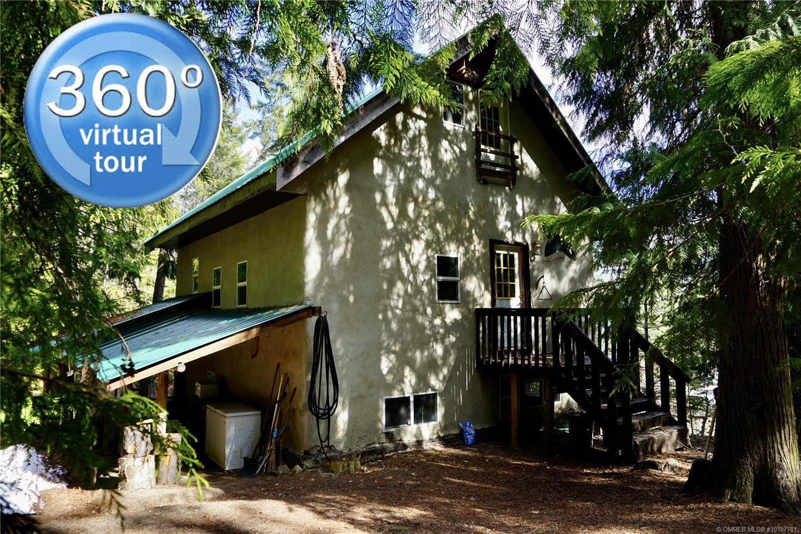 House for sale at 5373 Sunnybrae-canoe Point Rd Unit 6 Tappen British Columbia - MLS: 10197781