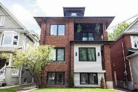 Townhouse for rent at 55 Hillsdale Ave Unit 6 Toronto Ontario - MLS: C4802604