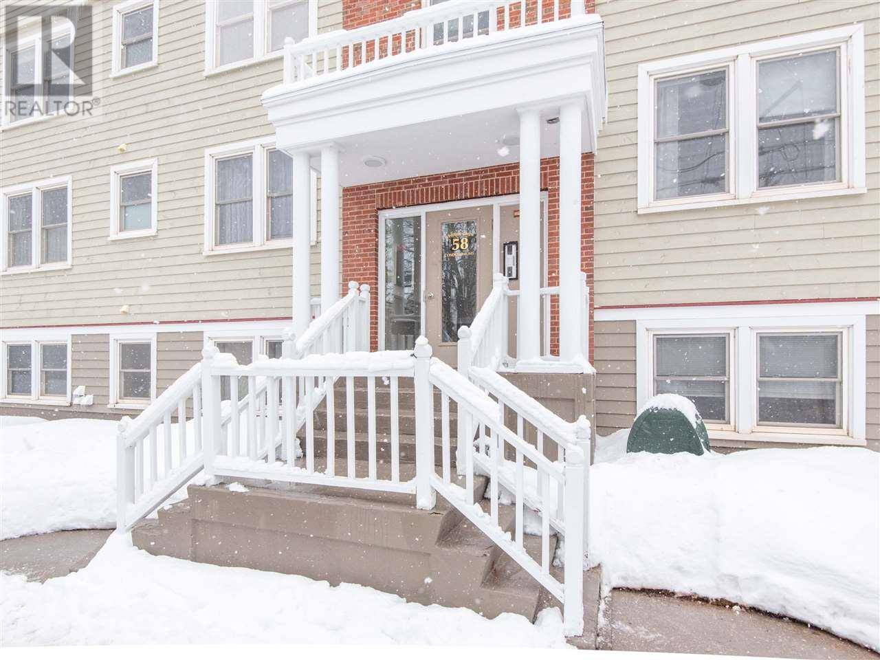 Condo for sale at 58 Windsor Green Unit 6 Charlottetown Prince Edward Island - MLS: 202002659