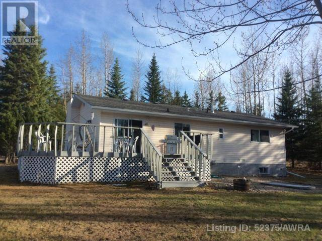 House for sale at 59306 Range Rd Unit 6 Woodlands County Alberta - MLS: 52375