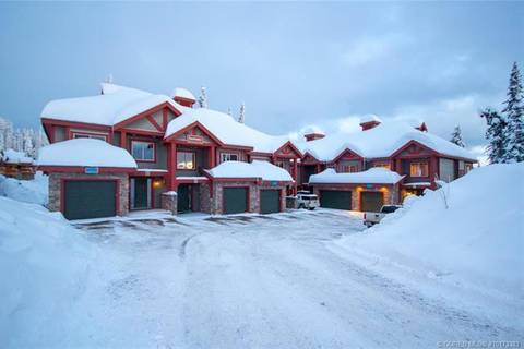 Townhouse for sale at 5955 Snowpines Wy Unit 6 Big White British Columbia - MLS: 10173383