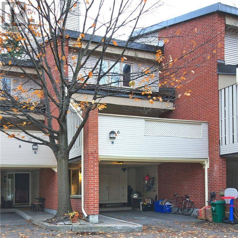 Townhouse for sale at 60 Greenfield Ave Unit 6 Ottawa Ontario - MLS: 1175036