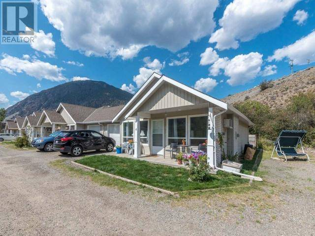 Townhouse for sale at 605 9th St Unit 6 Keremeos British Columbia - MLS: 180077