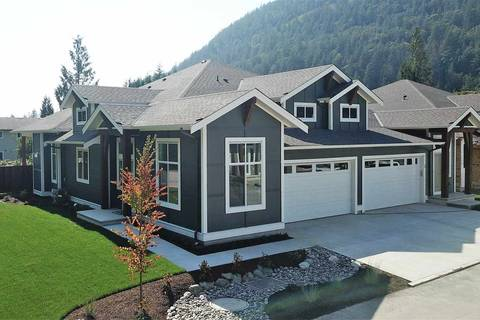 Townhouse for sale at 628 Mccombs Dr Unit 6 Harrison Hot Springs British Columbia - MLS: R2410615