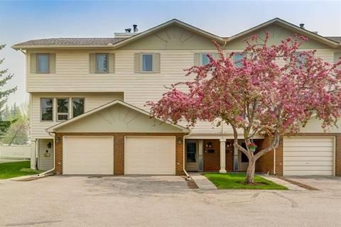 Townhouse for sale at 64 Woodacres Cres Southwest Unit 6 Calgary Alberta - MLS: C4248930