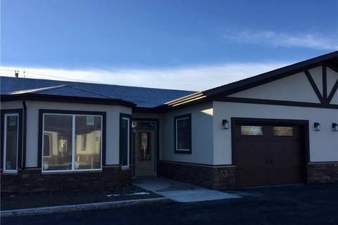 Townhouse for sale at 685 Hewetson Ave Unit 6 Pincher Creek Alberta - MLS: LD0154136
