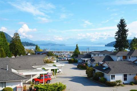 Townhouse for sale at 699 Dougall Rd Unit 6 Gibsons British Columbia - MLS: R2342578