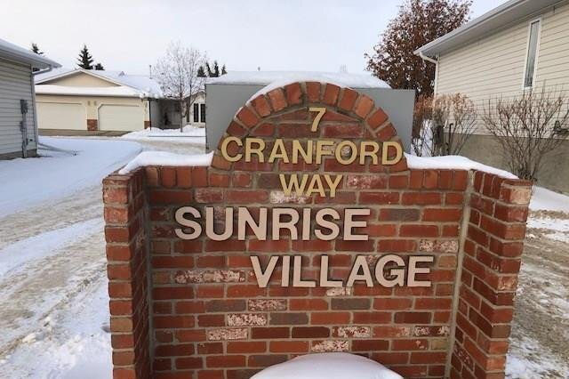 Townhouse for sale at 7 Cranford Wy Unit 6 Sherwood Park Alberta - MLS: E4221762