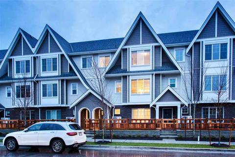 Townhouse for sale at 7180 Lechow St Unit 6 Richmond British Columbia - MLS: R2427176