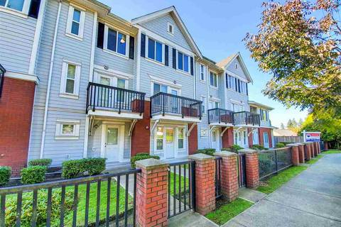 Townhouse for sale at 7231 No. 2 Rd Unit 6 Richmond British Columbia - MLS: R2409358