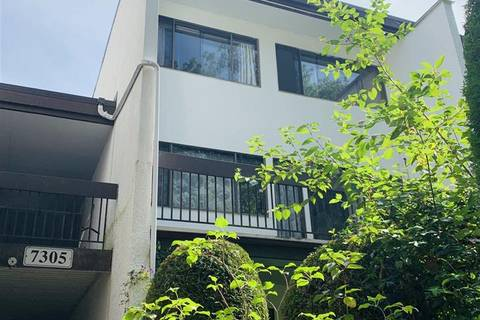Townhouse for sale at 7305 Montecito Dr Unit 6 Burnaby British Columbia - MLS: R2402833