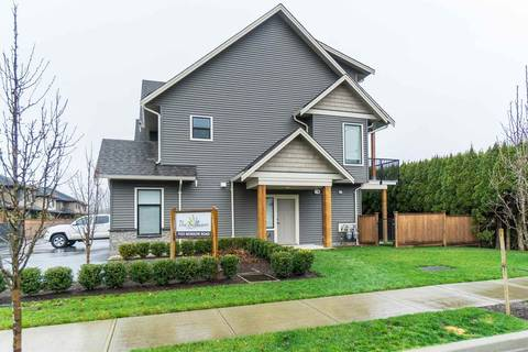 Townhouse for sale at 7435 Morrow Rd Unit 6 Agassiz British Columbia - MLS: R2423263