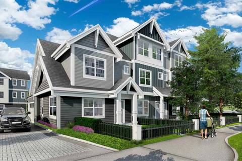 Townhouse for sale at 7780 Bridge St Unit 6 Richmond British Columbia - MLS: R2350145