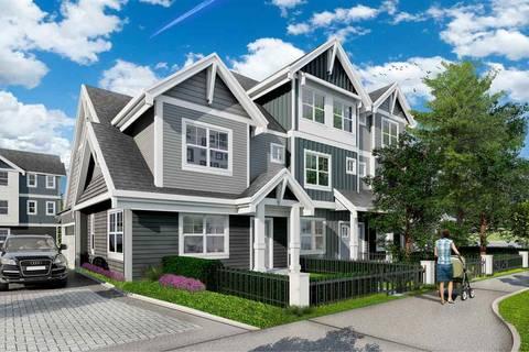 Townhouse for sale at 7780 Bridge St Unit 6 Richmond British Columbia - MLS: R2410642