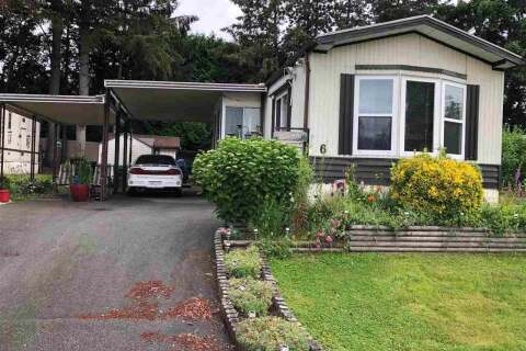 Residential property for sale at 7790 King George Blvd Unit 6 Surrey British Columbia - MLS: R2468976