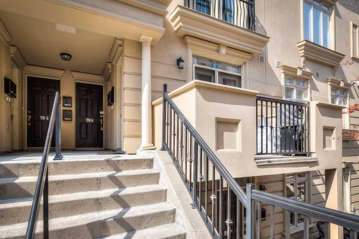 Apartment for rent at 78 Carr St Unit 6 Toronto Ontario - MLS: C4730660