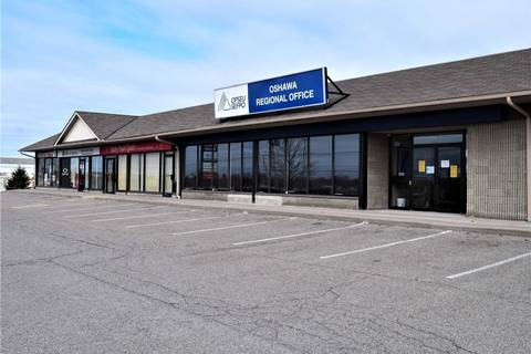 Commercial property for lease at 500 King St Apartment 6/8/10 Oshawa Ontario - MLS: E4651783