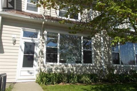 Townhouse for sale at 83 Collins Gr Unit 6 Dartmouth Nova Scotia - MLS: 201914105