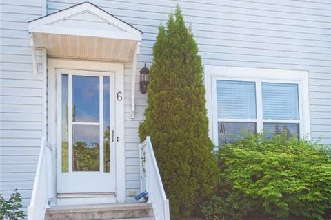 Townhouse for sale at 87 Mill Rd Unit 6 Moncton New Brunswick - MLS: M123791