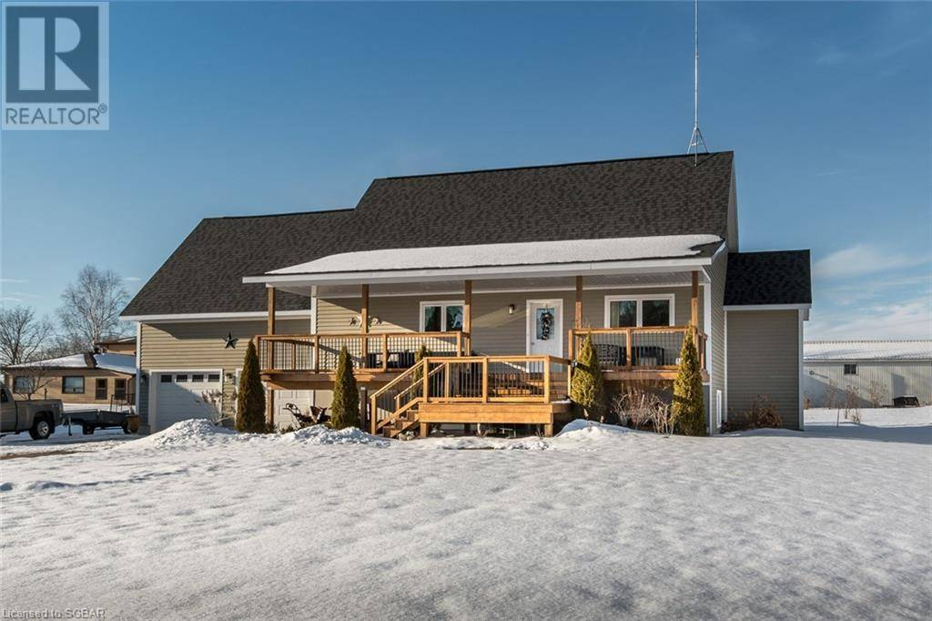 House for sale at 6 9 Concession East Tiny Ontario - MLS: 242992