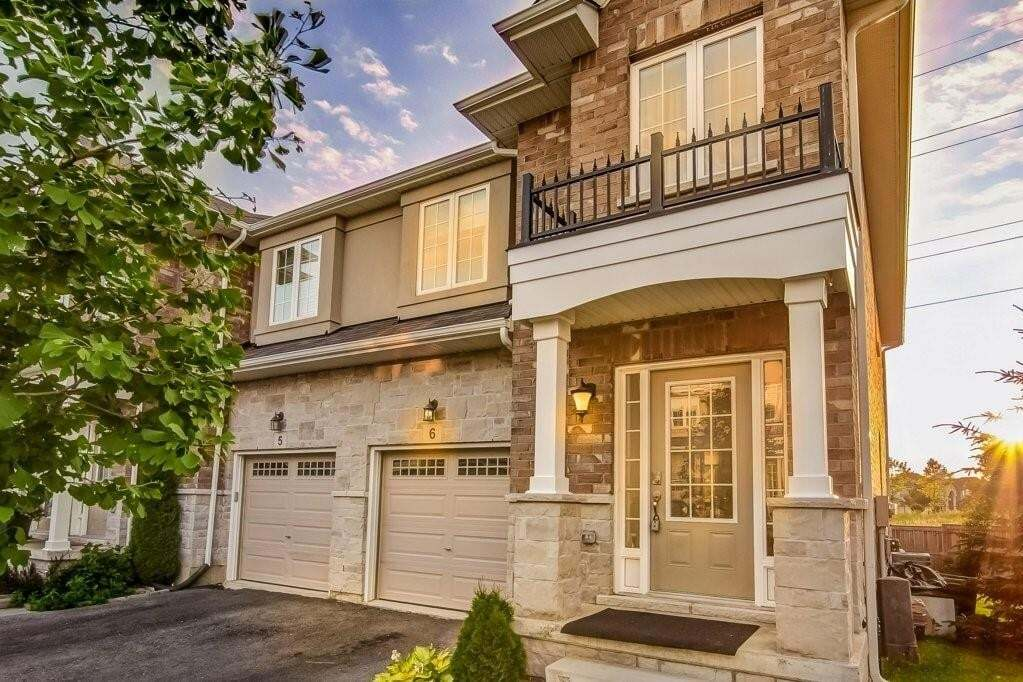 Townhouse for sale at 90 Raymond Rd Unit 6 Ancaster Ontario - MLS: H4079097