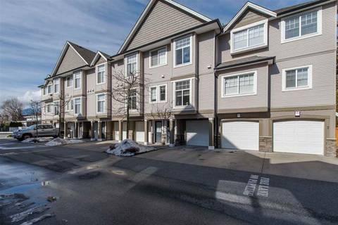 Townhouse for sale at 9140 Hazel St Unit 6 Chilliwack British Columbia - MLS: R2344732