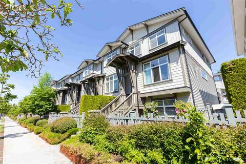 Townhouse for sale at 9333 Sills Ave Unit 6 Richmond British Columbia - MLS: R2381954