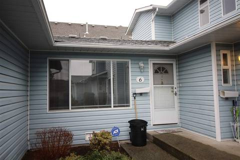 Townhouse for sale at 9444 Woodbine St Unit 6 Chilliwack British Columbia - MLS: R2436490