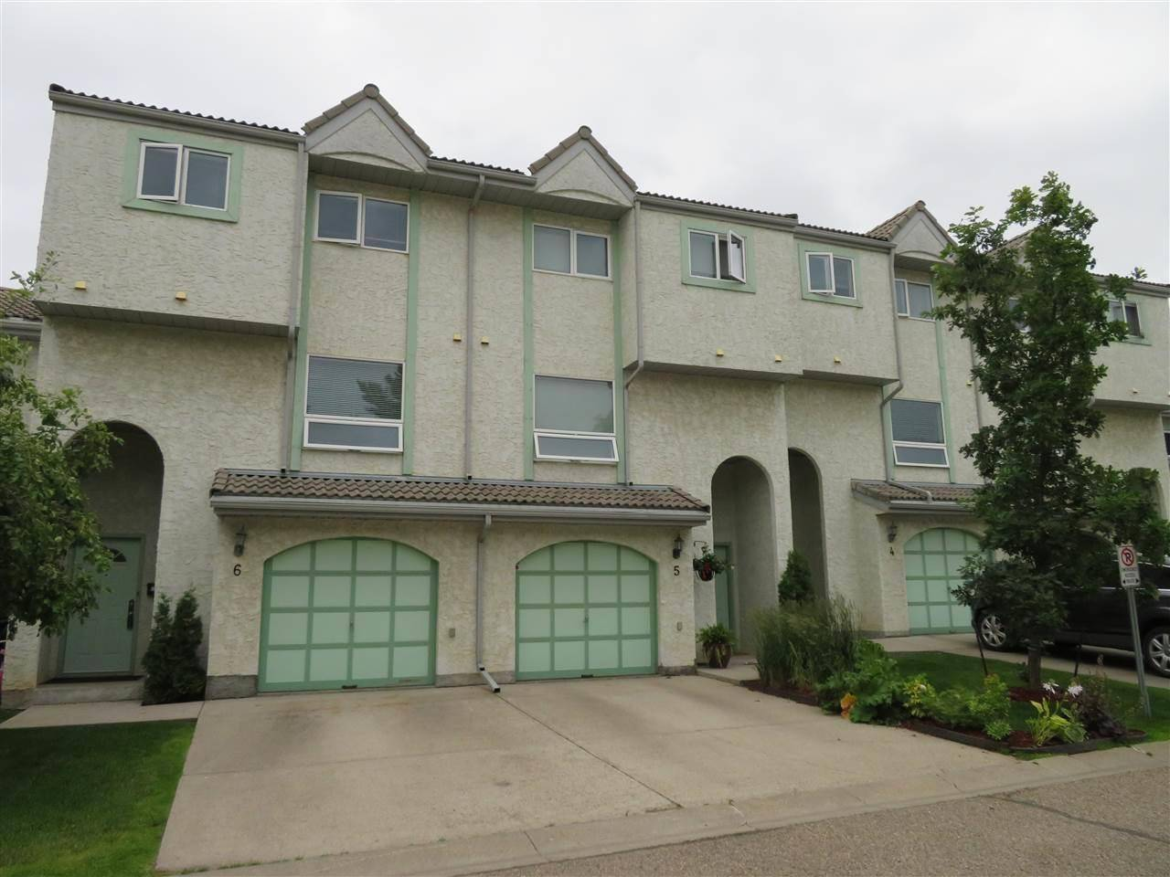 Townhouse for sale at 9505 176 St Nw Unit 6 Edmonton Alberta - MLS: E4167279