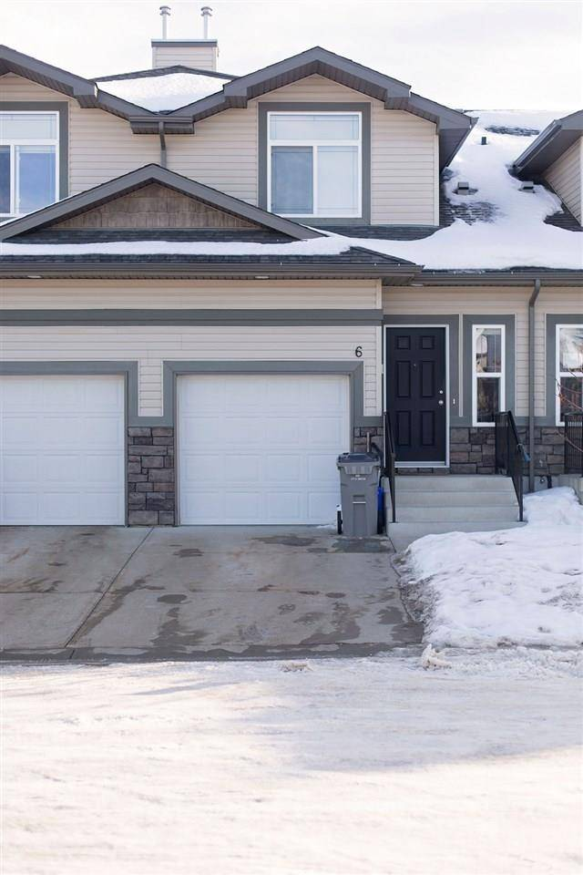Townhouse for sale at 9511 102 Ave Unit 6 Morinville Alberta - MLS: E4189680