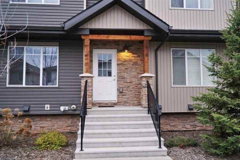 Townhouse for sale at 9515 160 Ave Nw Unit 6 Edmonton Alberta - MLS: E4157289