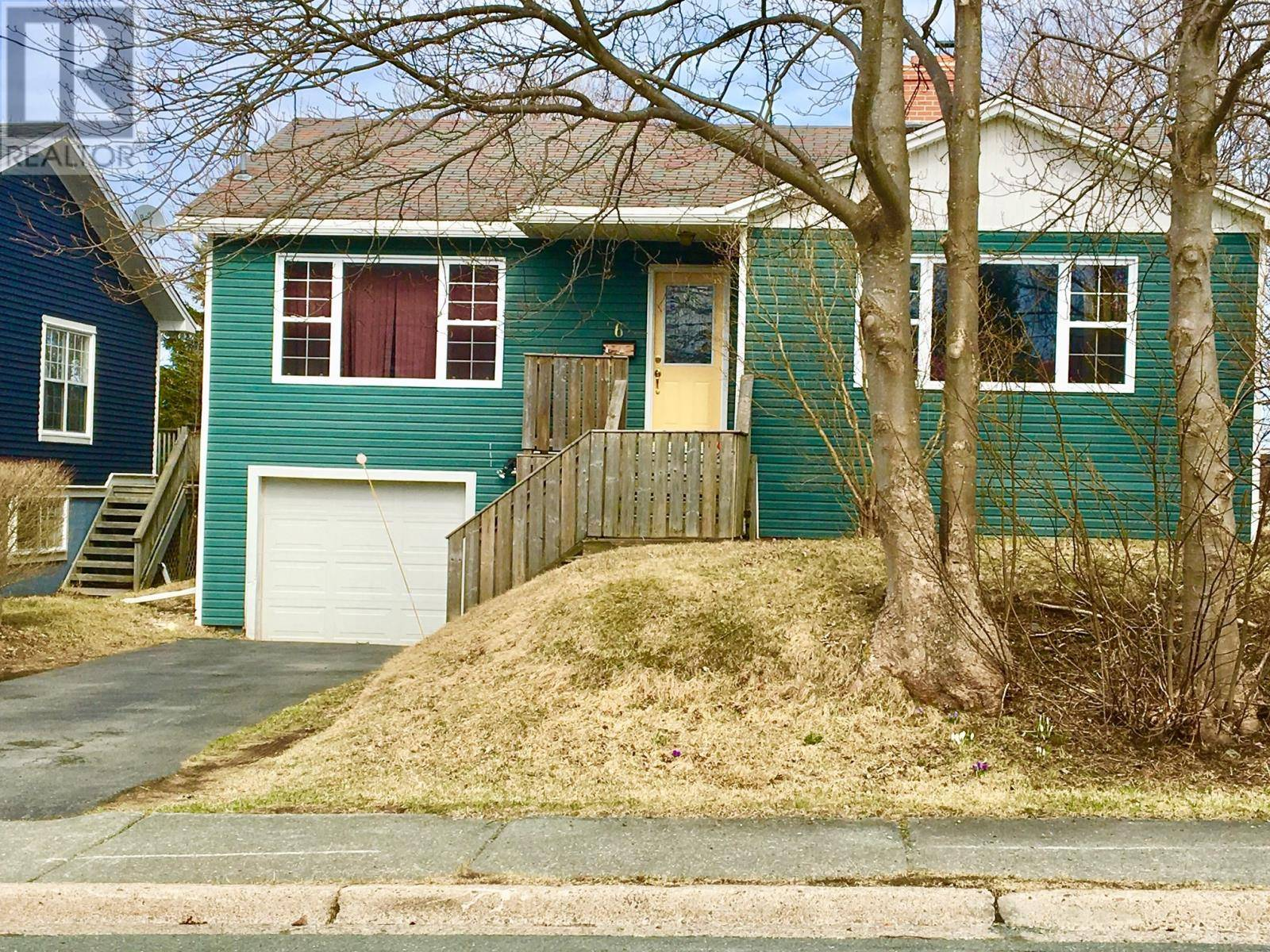 House for sale at 6 Abraham St St. John's Newfoundland - MLS: 1209364