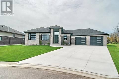 House for sale at 6 Alexia Ct Leamington Ontario - MLS: 19018030