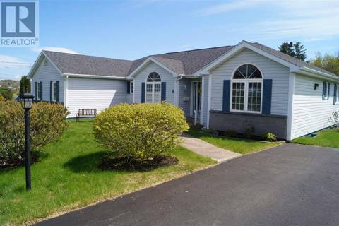 House for sale at 6 Amberwood Cres Westmount Nova Scotia - MLS: 201908897