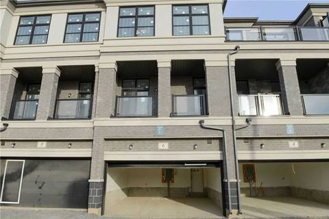 Townhouse for sale at 6 Andalusia Ln Markham Ontario - MLS: N4606195