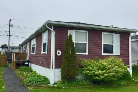 House for sale at 6 Ann Jeannette Pl St.john's Newfoundland - MLS: 1198582