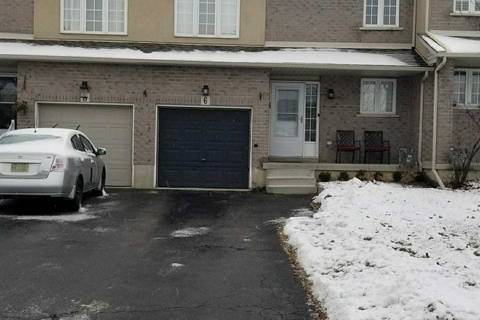 Townhouse for rent at 6 Archer Wy Hamilton Ontario - MLS: X4669253